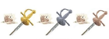 Miniature Don Quixote Rapier Sword